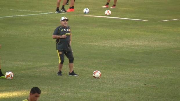 Maradona findet neuen Trainerjob in Mexiko