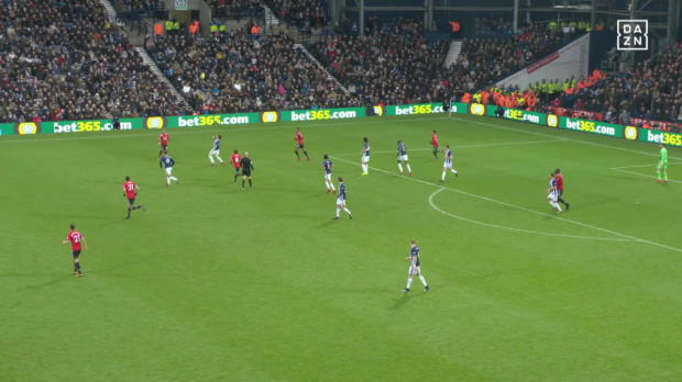 West Bromwich - Man United