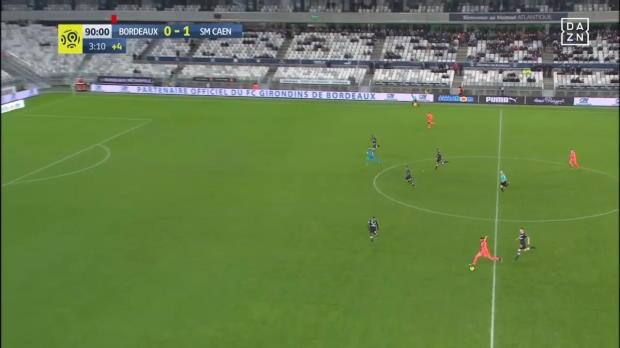 Ligue 1: Ronny Rodelin rockt mit Caen