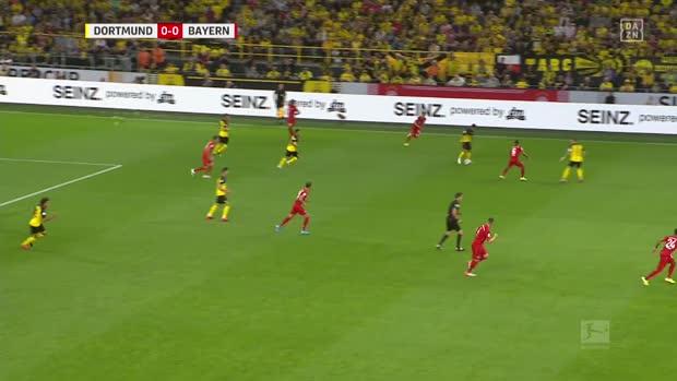 Typisch Manuel Neuer: Wilder 40-Meter-Ausflug   Supercup 2019