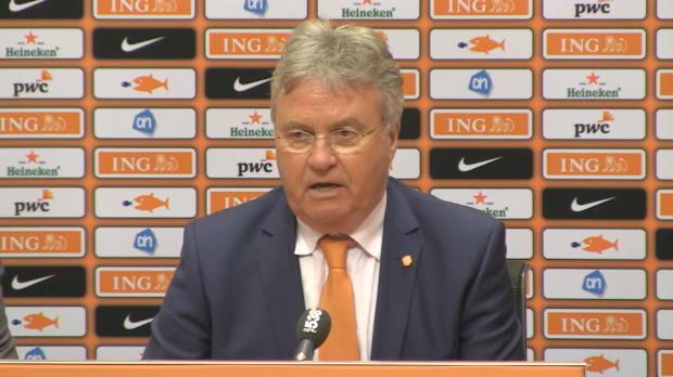 Niederlande: Hiddink schwärmt von Blind