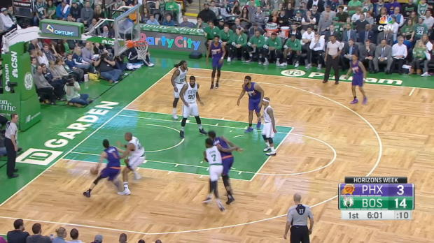 GAME RECAP: Celtics 130, Suns 120