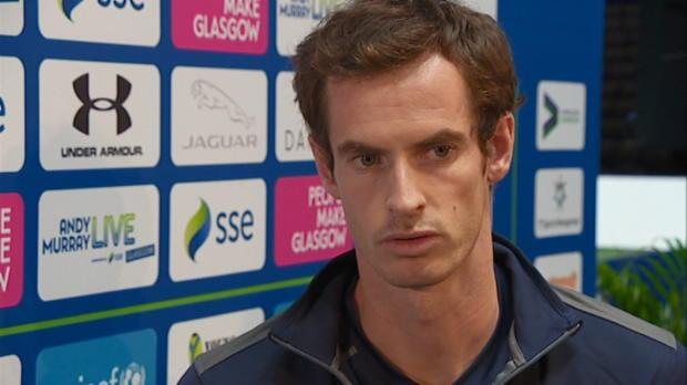 """Murray: """"Das beste Tennis meiner Karriere"""""""