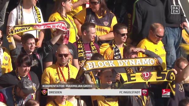 Dynamo Dresden - Ingolstadt