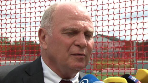 Bayern-Bosse loben Neuzugänge Süle und Rudy