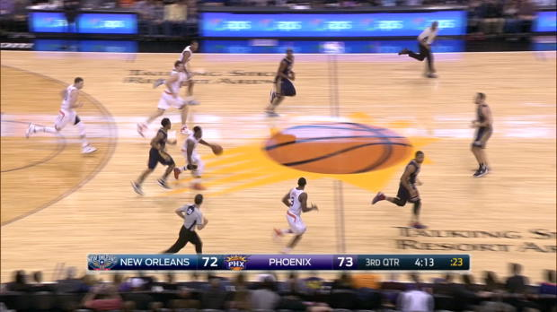 Assist of the Night: Eric Bledsoe