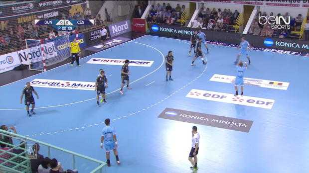 Hand - D1 : Dunkerque 21-22 Cesson