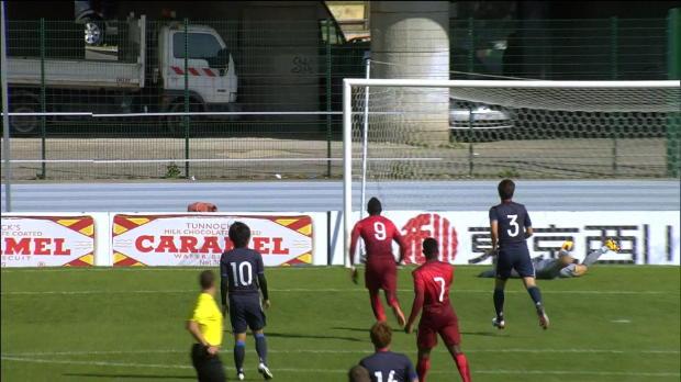U20: Hammer-Volley vom Zauber-Flo