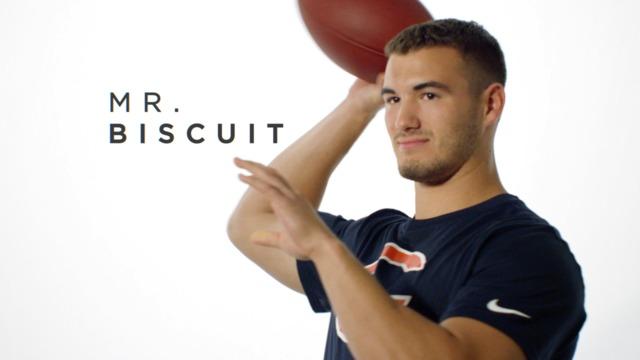Rookie Spotlight: Chicago Bears quarterback Mitchell Trubisky