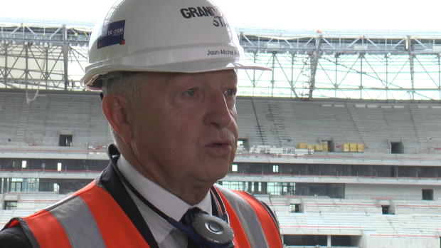 OL - Le Stade des Lumi�res 'dans le money-time'
