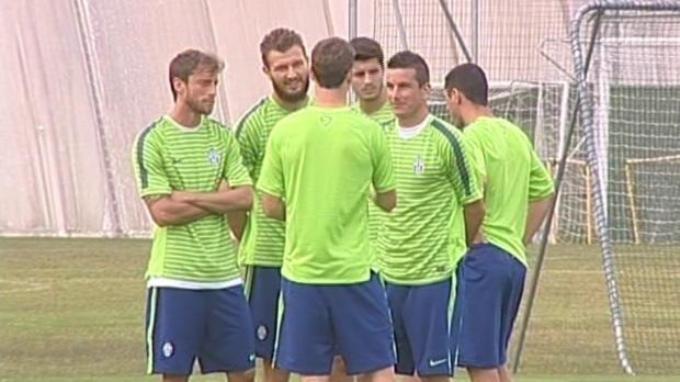 Foot : LDC - Groupe A : La Juventus est attendue