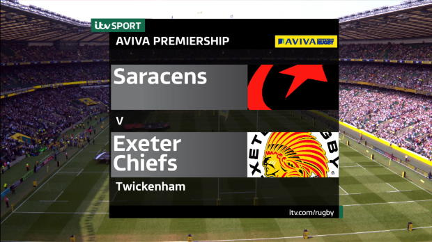 Aviva Premiership - Highlights Saracens v Exeter Chiefs
