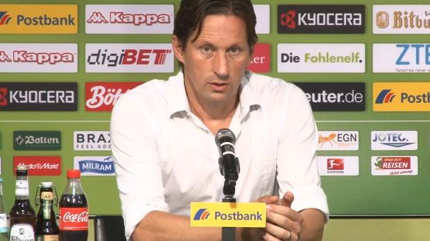 """Schmidt: """"Müssen leider den Sieg akzeptieren"""""""