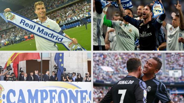 Los datos más curiosos del título 33 del Madrid