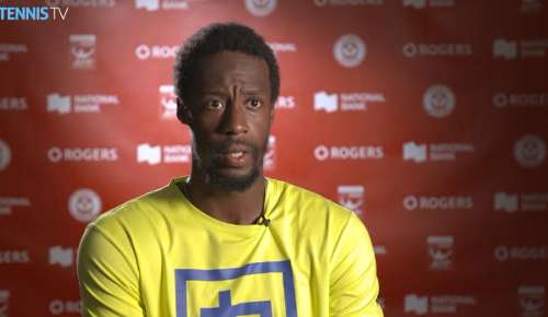 Monfils Interview: ATP Toronto QF