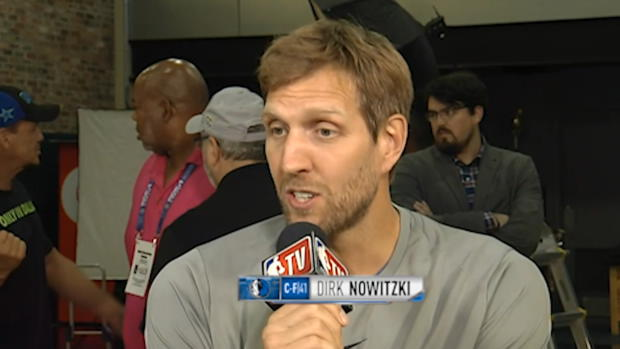 Nowitzki: We'd Love to Get Back to Winning Ways