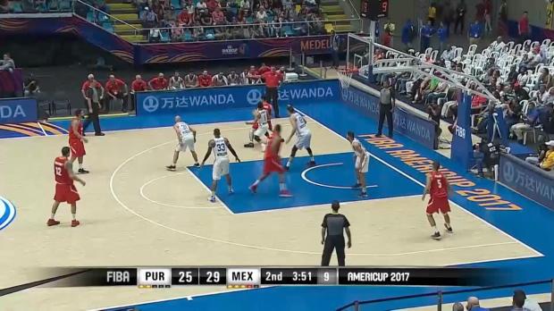 FIBA Americup Day 1 Wrap