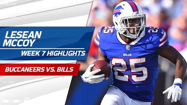 LeSean McCoy highlights | Week 7