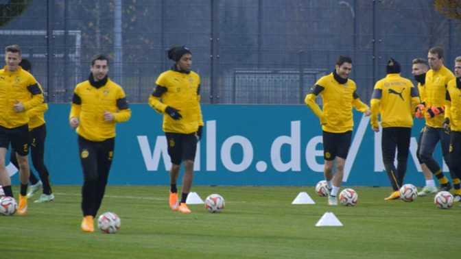Dortmund touche le fond