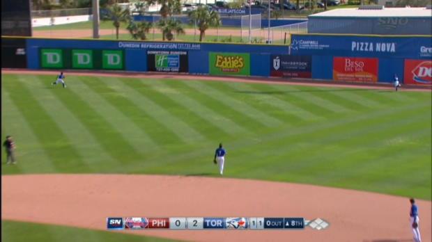 Ortiz's solo home run