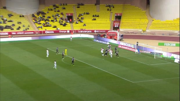 Ligue 1 Round 36: Monaco 3 - 2 Guingamp