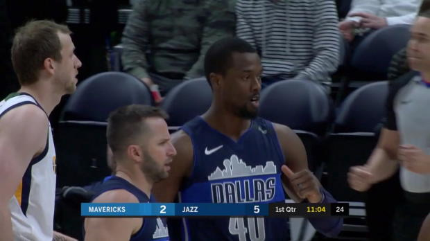 WSC: Dirk Nowitzki (12 points) Highlights vs. Utah Jazz