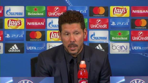 Simeone: Griezmann? Wie Messi oder Maradona