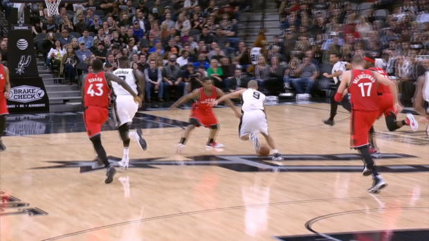 Assist of the Night - Tony Parker