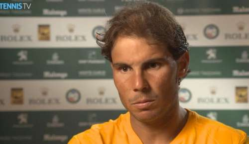 Nadal Interview (Spanish): ATP Monte-Carlo SF
