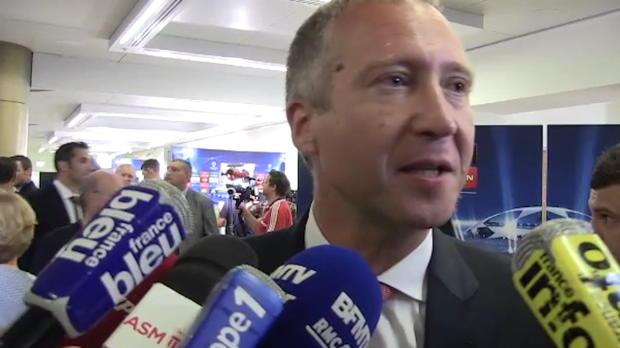 LDC - ASM, Vasilyev : 'On a travaill� dur'