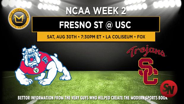 Fresno St at USC