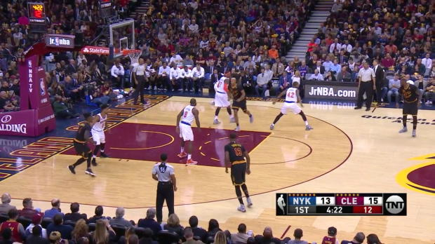 WSC: Kyrie Irving nets 29 points in win over the Knicks