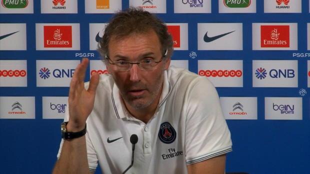 "Foot : PSG - Blanc : ""Pas si mal que ça"""