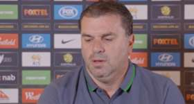 FFA TV | Coach Ange Postecoglou looks ahead to Tuesday night's World Cup qualifier against Bangladesh in Dhaka.