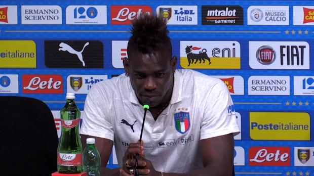 "Italien: Balotelli: ""Rassismus ärgert mich"""
