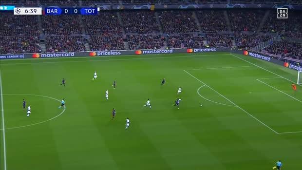 Dembele alleine übers ganze Feld | UEFA Champions League Viral