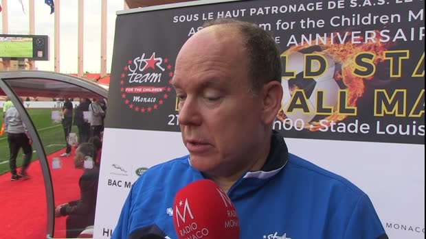 F1 - Prince Albert II - 'Lauda, un grand champion, un grand monsieur'