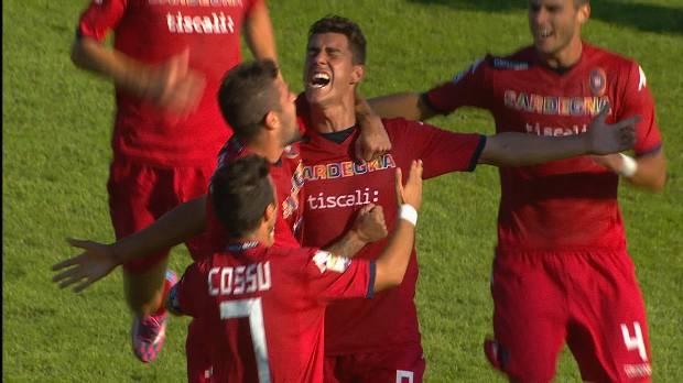 Empoli 0-4 Cagliari, Giornata 08 Serie A TIM 2014/15