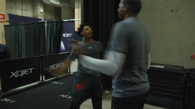 Inside Access – Thunder at Warriors