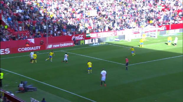 LaLiga Round 24 : Sevilla 2-0 Las Palmas