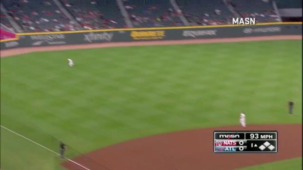 Nationals drehen Spiel gegen Braves