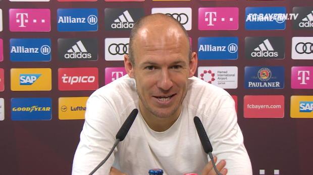 """Robben: Alonso-Zukunft """"noch immer offen"""""""