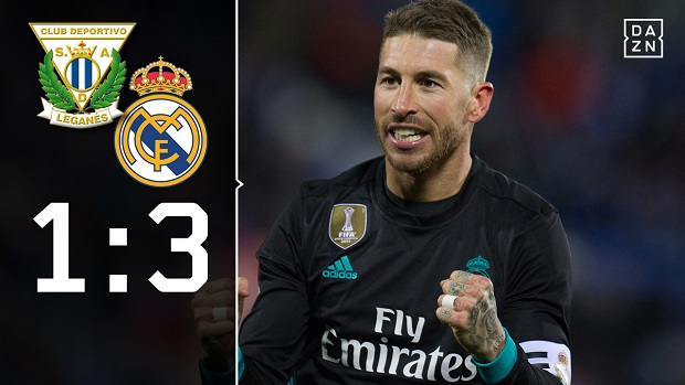 Leganes - Real Madrid