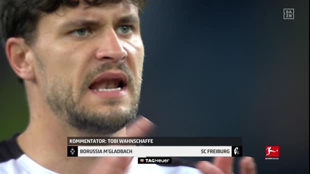 Bundesliga: Borussia M'gladbach - SC Freiburg   DAZN Highlights