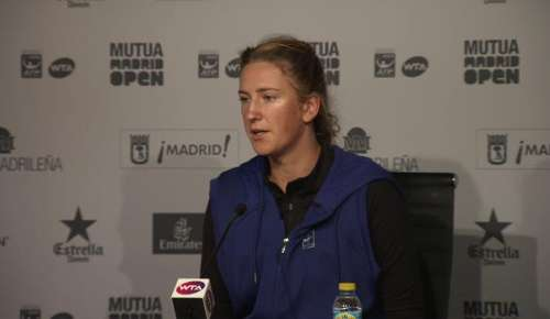 Azarenka Press Conference: WTA Madrid