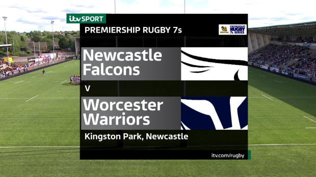 Aviva Premiership - Match Highlights - Newcastle Falcons v Worcester Warriors