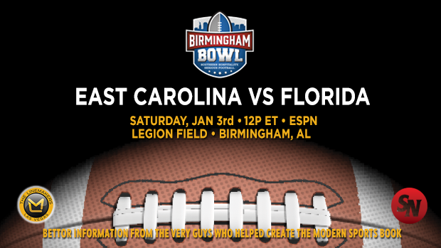 East Carolina vs. Florida