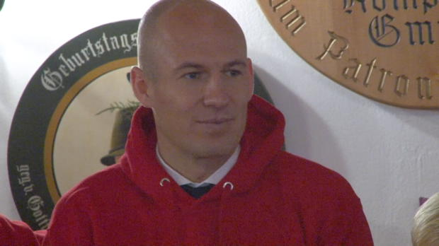 Robben: Bayern-Wechsel auch wegen Ronaldo