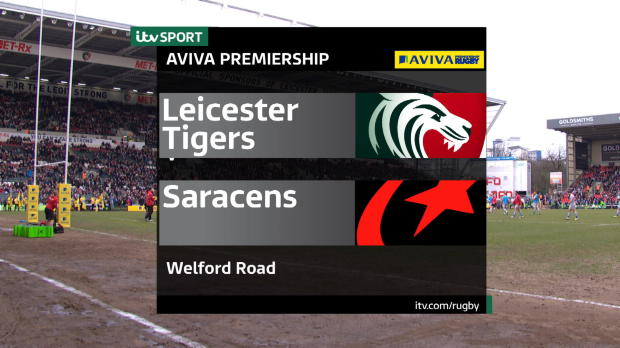 Aviva Premiership - Tigers v Sarries