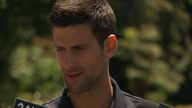 "AO: Djokovic: ""Will zu den Besten gehören"""